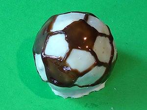 Rezept für Fußball Kuchen