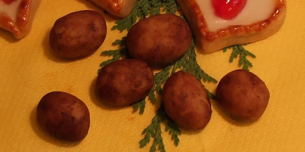 Marzipankartoffeln Rezept